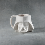 Pottery STAR WARS- Darth Vader Helmet Mug