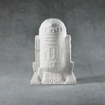 Pottery STAR WARS- R2-D2 Bank