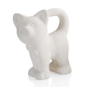 Pottery Party Animals- Kitty