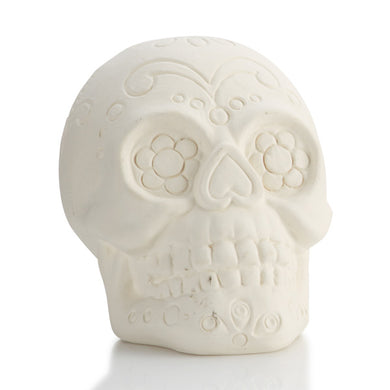 Pottery Party Animals- Sugar Skull
