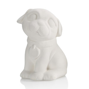 Pottery Party Animals- Pug