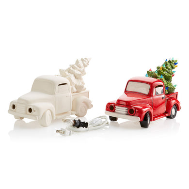 TAG- Truck with Tree with Light Kit