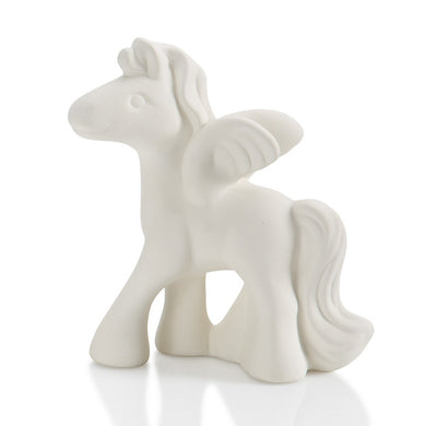Pottery Party Animals- Pegasus