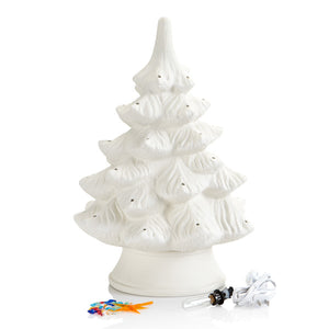"TAG- 17"" Large Tree with Light Kit"