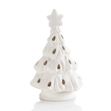 TAG- Christmas Tree Votive