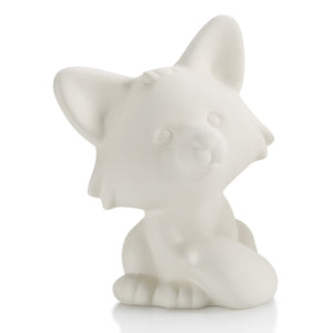 Pottery Party Animals- Fox
