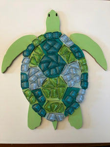 Mosaic- Sea Turtle