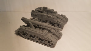 1/72 1/87 1/144 1/100 1/56 1/48 1/200 1/35 M-30 Carrier Scale WWII Model Tank