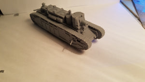 1/72 1/87 1/144 1/56 1/48 1/200  Char 2c B1  Scale French Tank