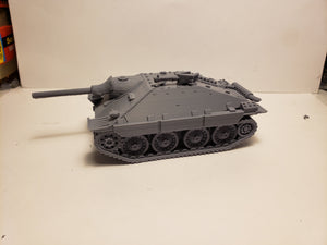 1/200 to 1/35 scale 1/200 to 1/35 scale Hetzer  x2 Scale WWII Model Tank