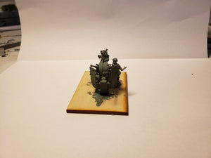 1/72 Used German 20mm quad AA  Revell