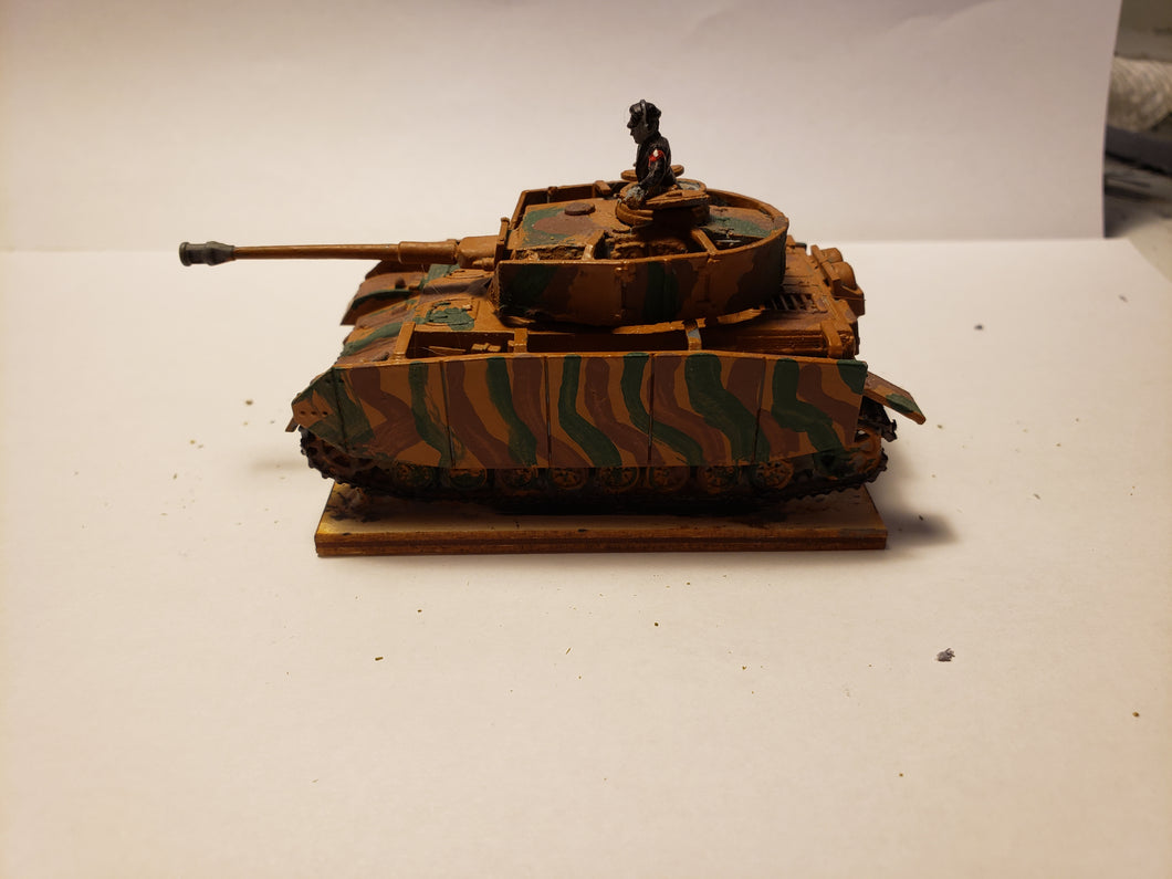 1/72 panzer IV side skirts