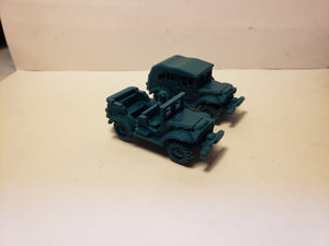 1/72 1/87 1/144 1/100 1/56 1/48 1/200 1/35 Dodge WC56 Scale WWII Model Tank