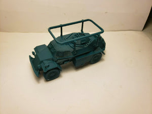 1/72 1/87 1/144 1/100 1/56 1/48 1/200 1/35 sd.kfz 260 x2 Scale WWII Model Tank