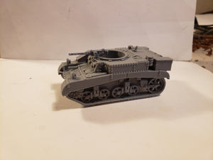 1/200 to 1/35 scale M3 Stuart Recce x2 Scale WWII Model Tank