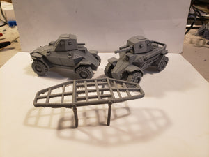 1/72 1/87 1/144 1/100 1/56 1/48 1/200 1/35 HUNGARIAN CASABA 40M 39M  Scale WWII Model Tank