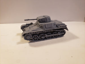 1/200 to 1/35 scale Panzer I Lanzallamas x2 Scale WWII Model Tank
