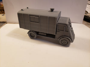 1/72 1/87 1/144 1/100 1/56 1/48 1/200 1/35 Renault Ambulance x2 Scale WWII Model Tank
