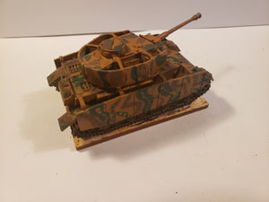 1/72 panzer 4 side skirts thin stripes