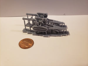 1/300 to 1/72 scale Howitzer SU590 203  Scale WWII Model Tank