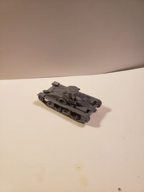 1/72 1/87 1/144 1/100 1/56 1/48 1/200 1/35  Matilda I x2 Scale WWII Model Tank