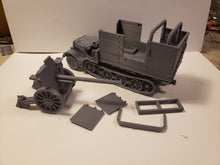 Load image into Gallery viewer, 1/72 1/87 1/144 1/100 1/56 1/48 1/200 1/35 SD.KFZ  6 -3 Diana x2 Scale WWII Model