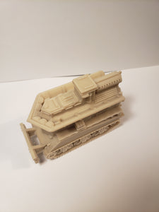 1/72 1/87 1/144  1/56 1/200 Sherman BARV Scale WWII Model Tank