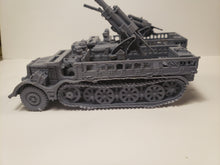 Load image into Gallery viewer, 1/72 1/87 1/144 1/100 1/56 1/48 1/200 1/35 SD.KFZ 9 flak 36 Famo 18ton