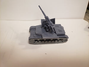 1/200 to 1/35 scale Panzer 4 88mm  x2 Scale WWII Model Tank