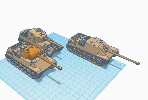 scale 1/200 to 1/35 scale japanese prototype tanks  lot Scale WWII Model Tank