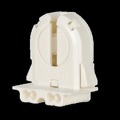 T-8 Dedicated Bi-Pin Fluorescent Lamp Holder