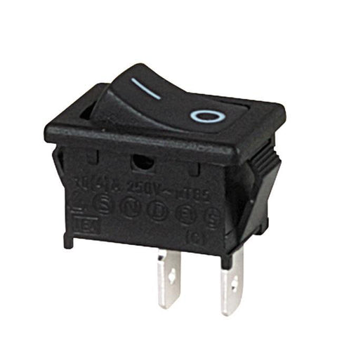 Single Circuit Low Voltage Rocker Switch