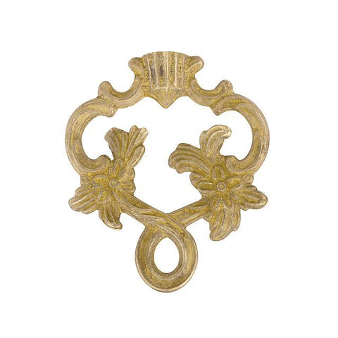 Cast Brass Loop