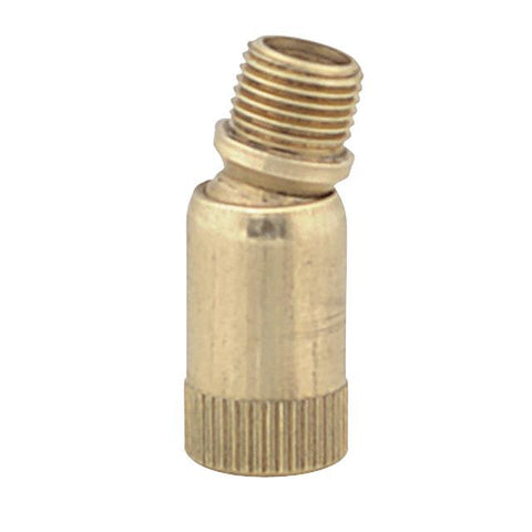 Small Brass Swivel