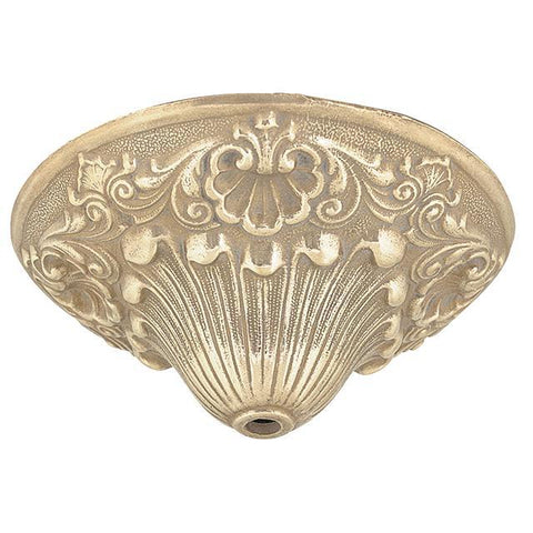 Unfinished Brass Cap