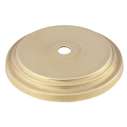 Brass Step-Up Base or Plate