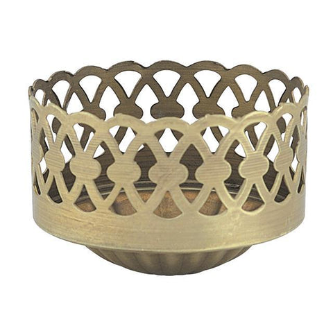 Brass Chimney Holder