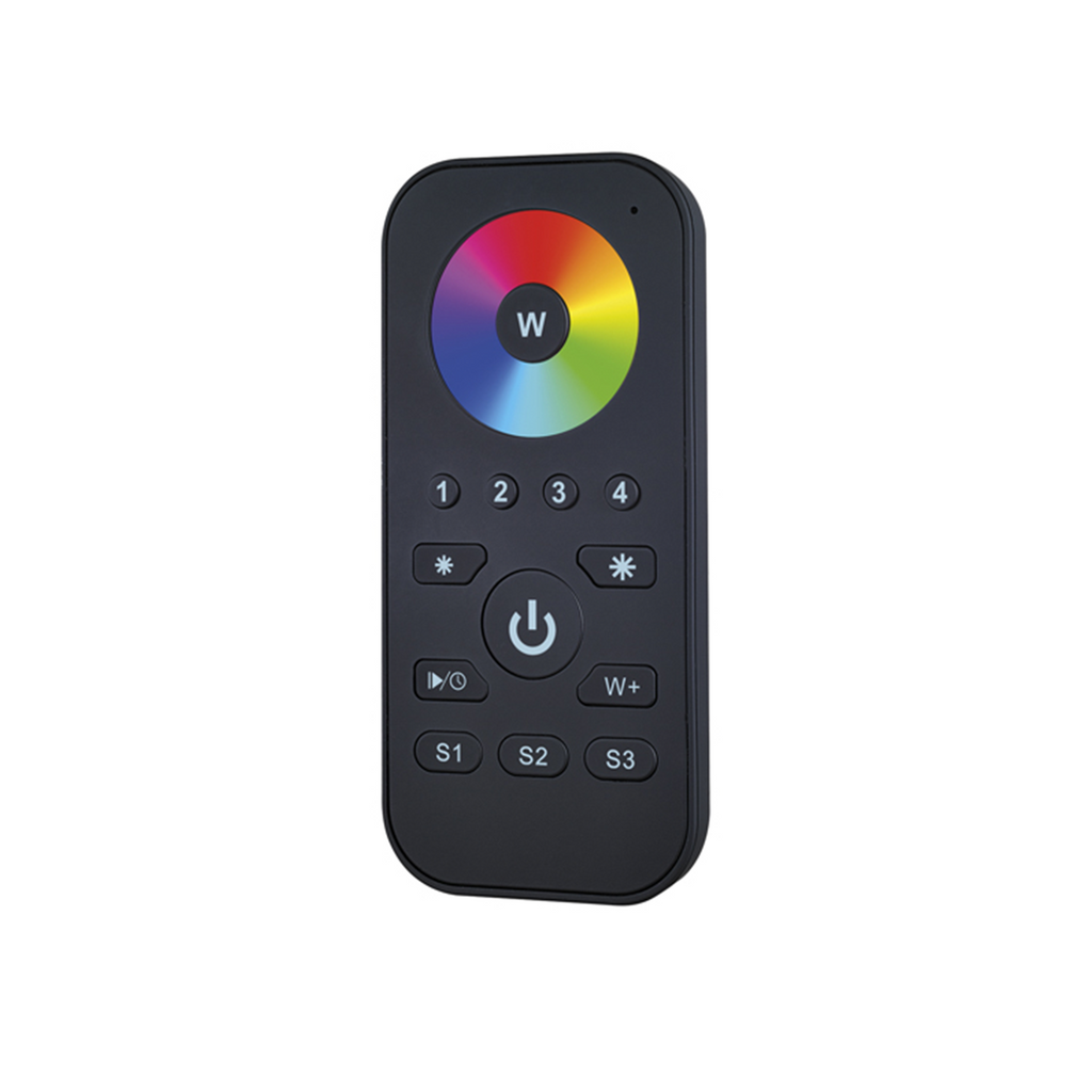 Integral RF RGBW Touch and Button Remote 4 Zone