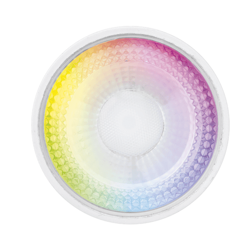 Aurora AU-A1GUZBRGBW AOne Smart Dimmable RGB and Tuneable White GU10 Lamp - Prisma Lighting