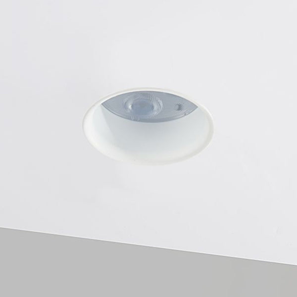Collingwood H5 Trimless DL282WHWWDIM White 3000K Plaster-in, trimless, dimmable, fire-rated downlight - Prisma Lighting