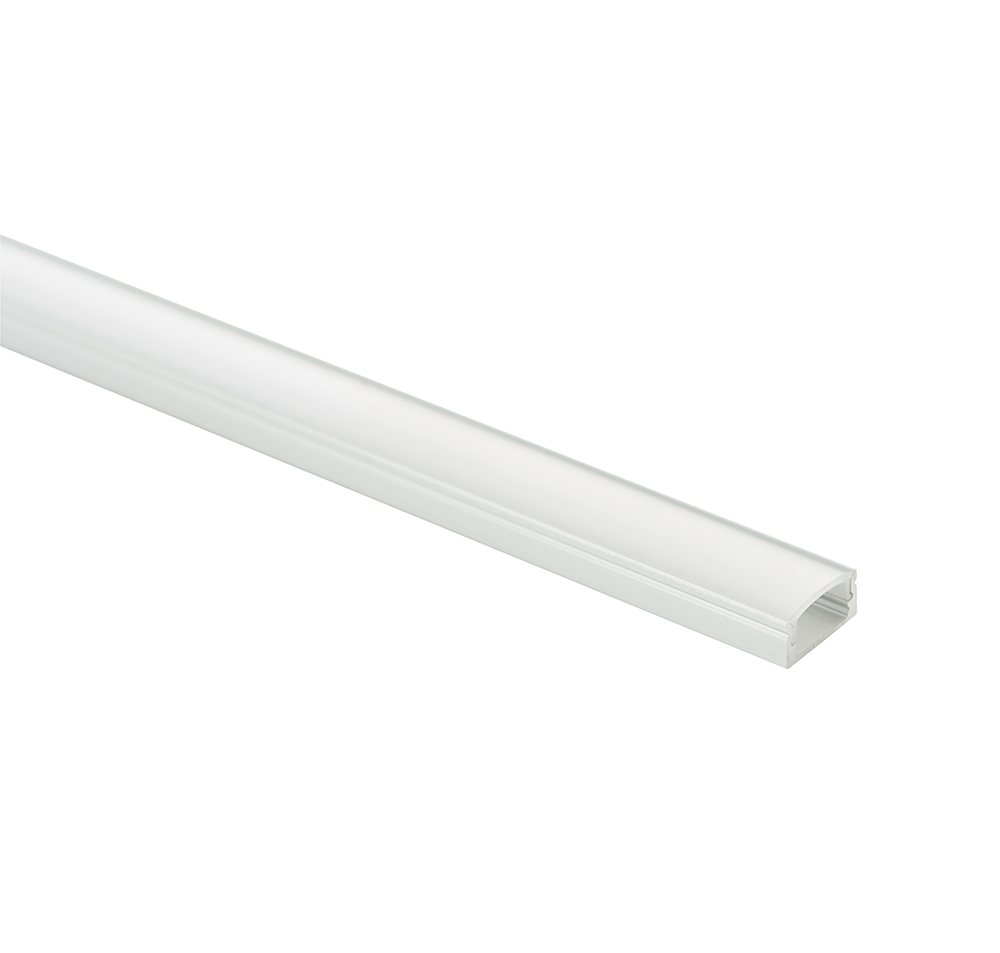 LED Profile Surface Silver 2m - Prisma Lighting