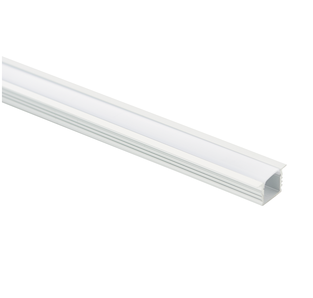 LED Profile Recessed 2m - Prisma Lighting