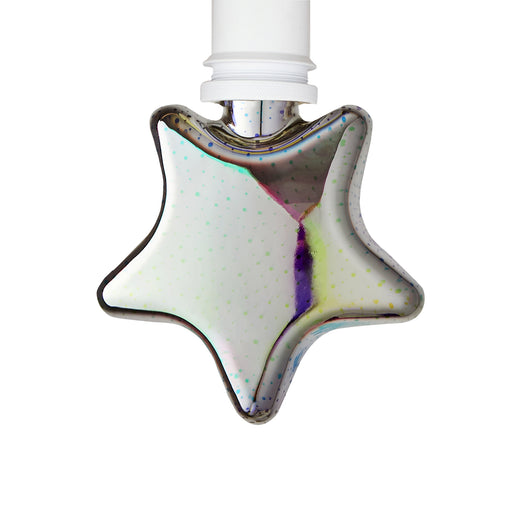 Girard Sudron Ampoule Etoile 3D Small Star Bulb E27 D140 4W Non Dimmable - Prisma Lighting