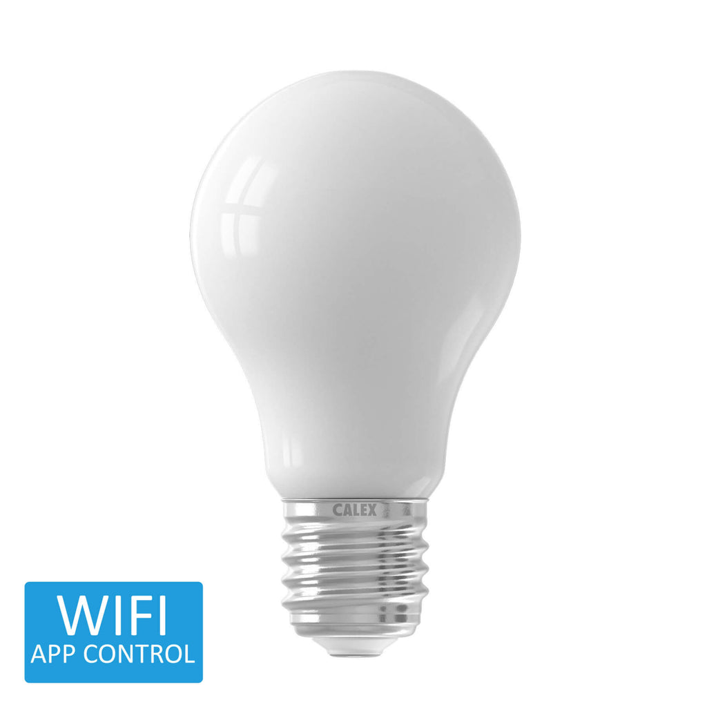 Calex Smart LED GLS Warm to Cool Edison Screw Bulb