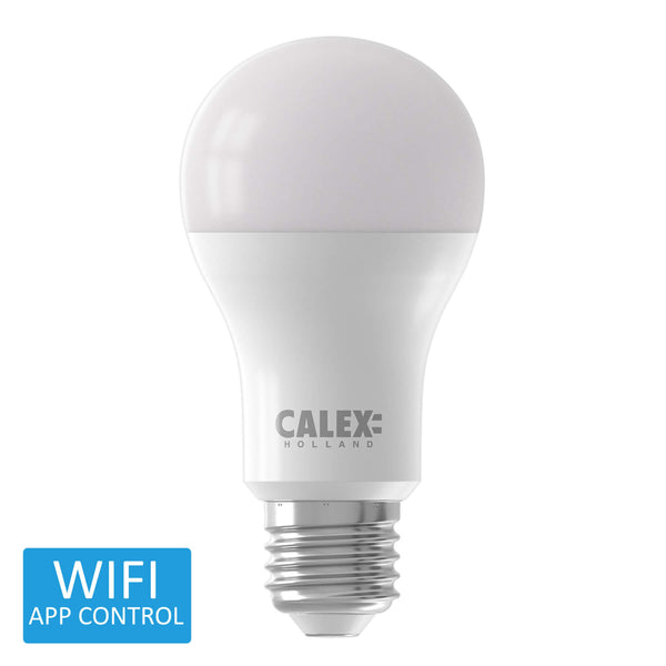 Calex Smart LED GLS RGB Warm to Cool Edison Screw Bulb - Prisma Lighting