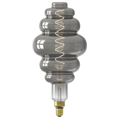 Calex Paris E27 6W LED Titanuim Dimmable Lamp XXL