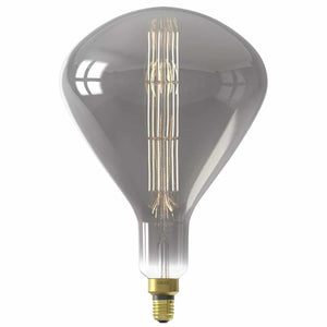 Calex Sydney Titanium LED lamp 8W Dimmable