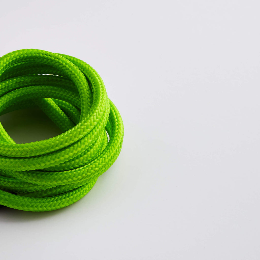 Prisma Neon Poly Lime 3 Core 0.5mm Round Cable