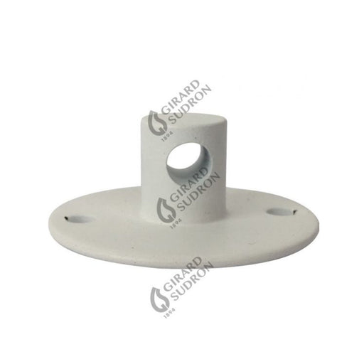 Girard Sudron Cable Hook Plate White with Locking Screw