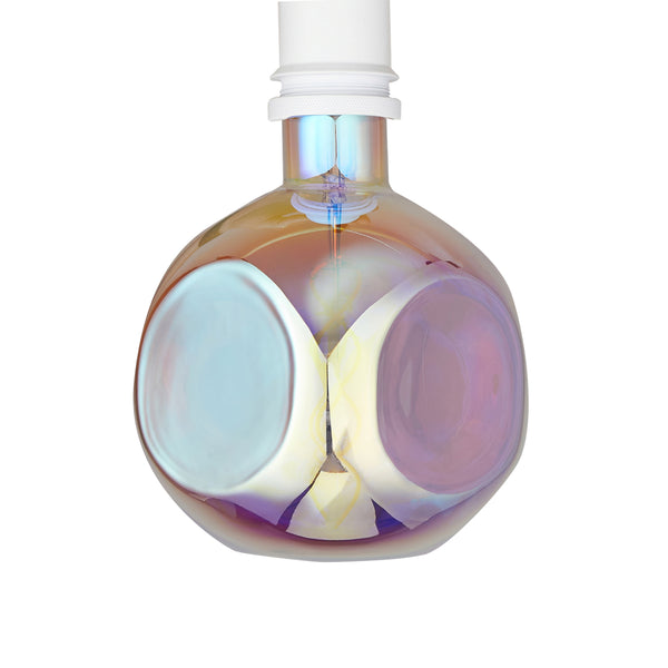 Globe Irisee Candy Bulb E27 - Prisma Lighting
